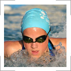 Hypnosis can be beneficial with for athletes such as swimmers and runners